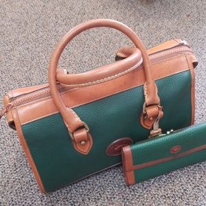 Vintage Dooney and Bourke As Is
